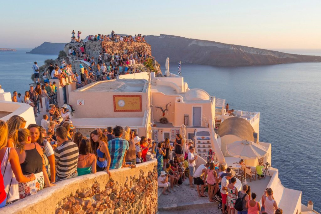 Tourism numbers for Greece expected to hit all-time high in 2020 2