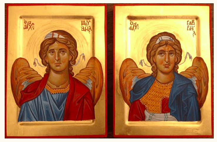 Synaxis of the Taxiarchs and Archangels Michael and Gabriel 2