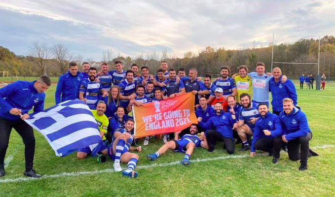 Greece rugby league