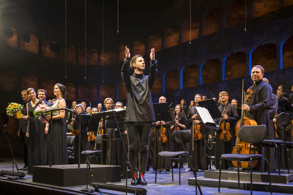 Critically acclaimed Greek conductor Teodor Currentzis makes his New York debut 3