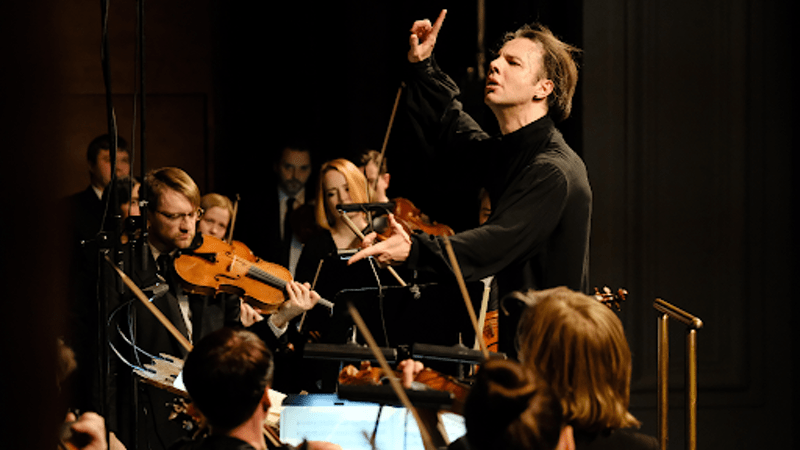 Critically acclaimed Greek conductor Teodor Currentzis makes his New York debut 5