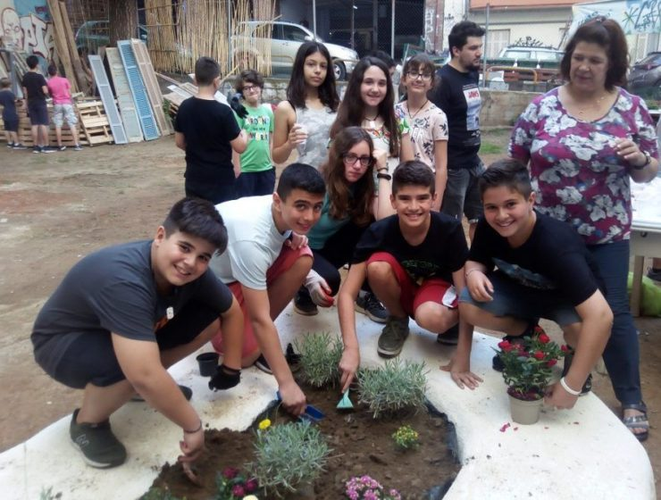 THI Australia supports program that encourages charity work among school kids in Greece 50