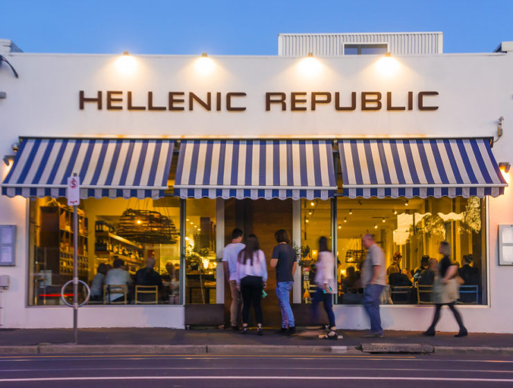 End of an Era in Melbourne as George Calombaris closes Hellenic Republic    32