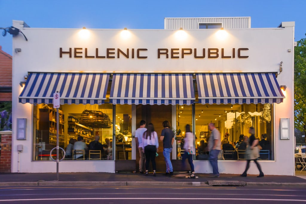End of an Era in Melbourne as George Calombaris closes Hellenic Republic    2