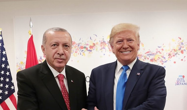 "After a meeting at the White House, Trump reveals he's a ""big fan"" of Erdogan (VIDEO) 7"