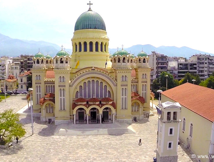 Agios Andreas of Patras, largest Church in Greece 32