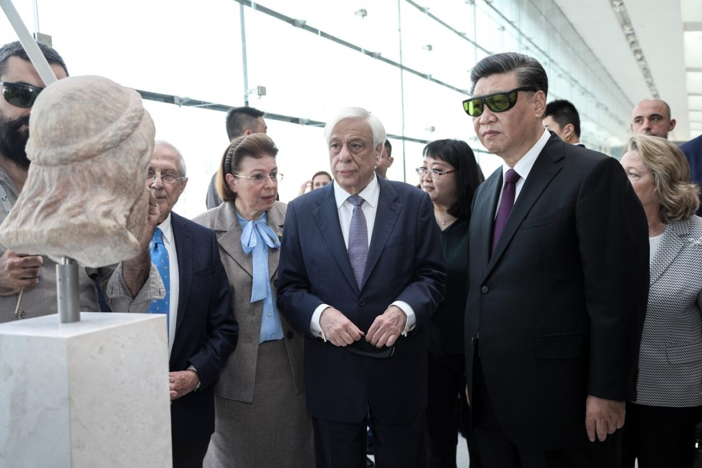The Parthenon Sculptures must return to Greece, says China's President 5