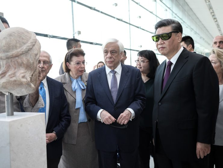 The Parthenon Sculptures must return to Greece, says China's President  1