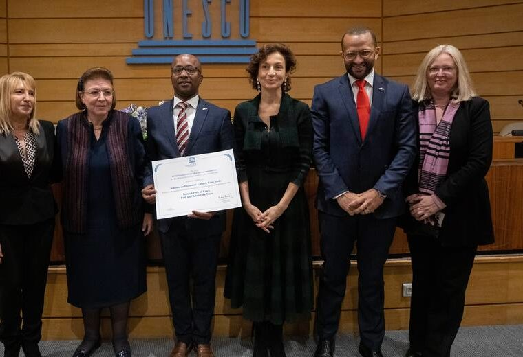UNESCO awards Melina Mercouri Prize for Cultural heritage protection to island nation of Cabo Verde 5