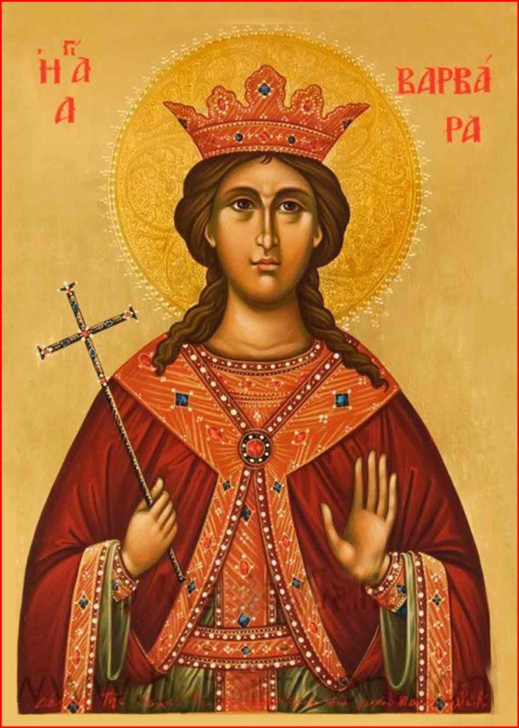 Feast Day of Agia Barbara the Great Martyr 4