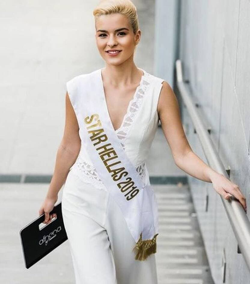 Miss Hellas claims she was viciously attacked by Miss Australia  3