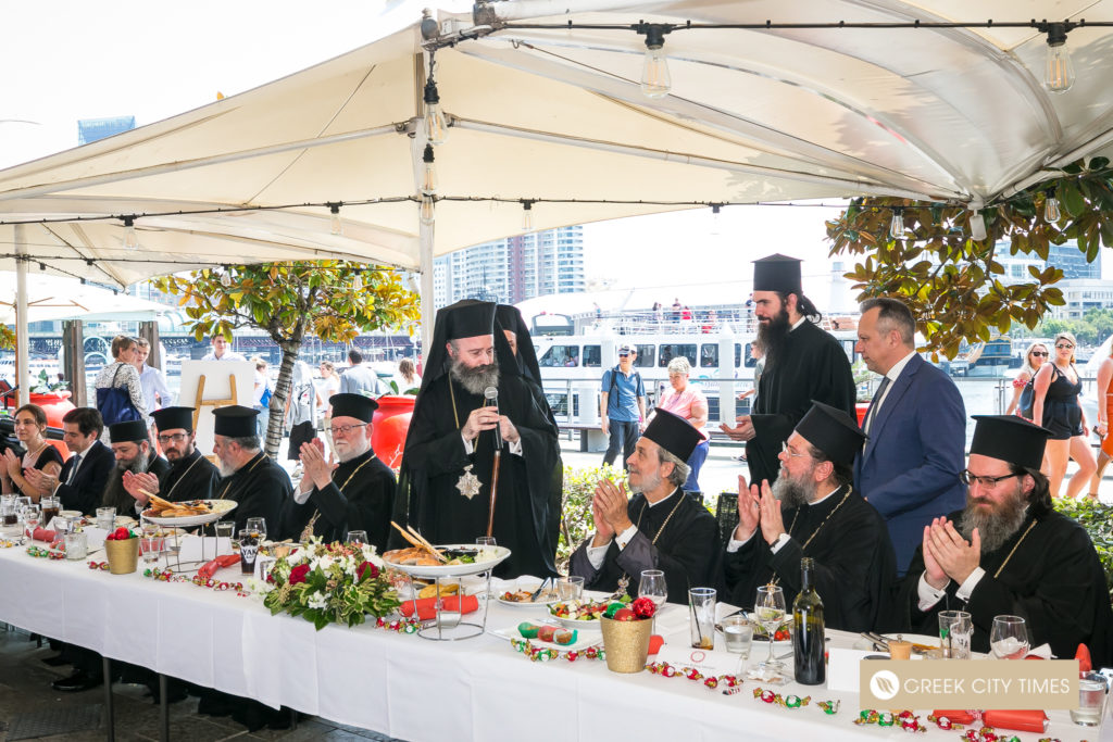 The ordination of Bishop Emilianos on Christmas Day 28