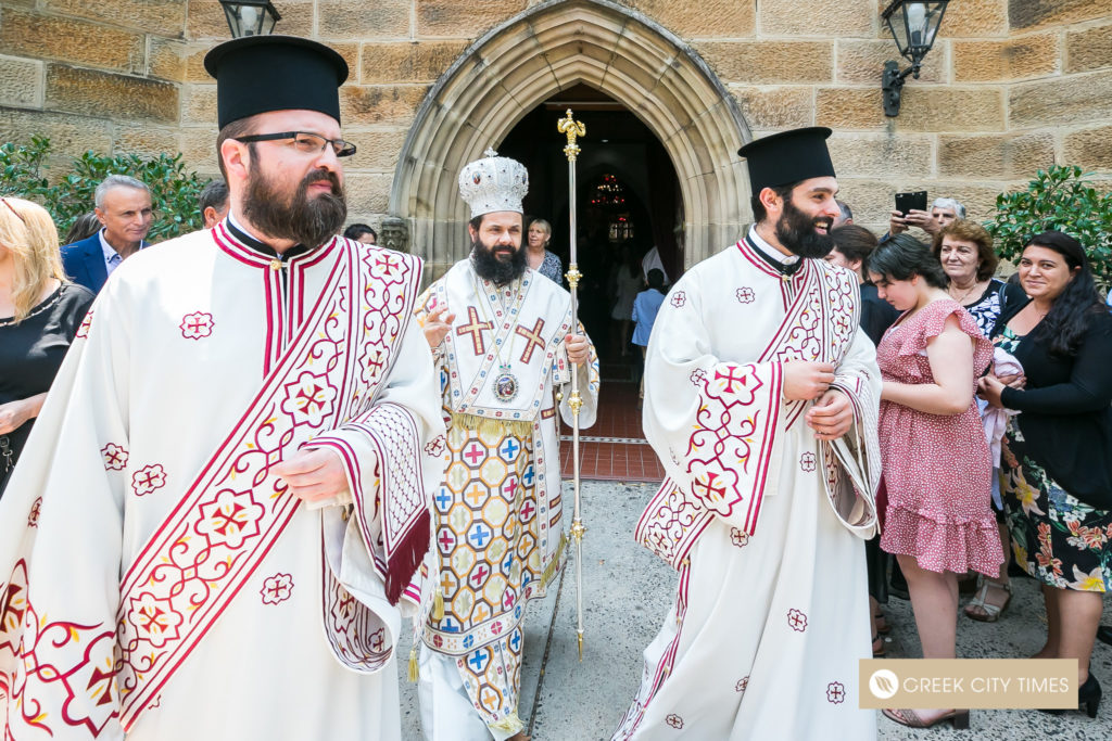 The ordination of Bishop Emilianos on Christmas Day 26