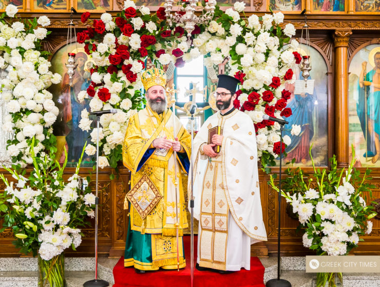 St Spyridon Feast Day and the Ordination of Fr Amphilohios to the Priesthood 58