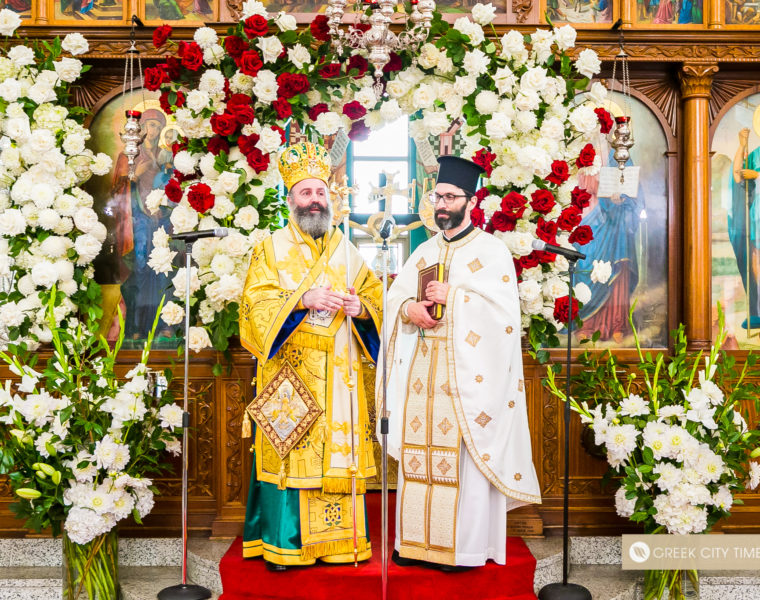 St Spyridon Feast Day and the Ordination of Fr Amphilohios to the Priesthood 1