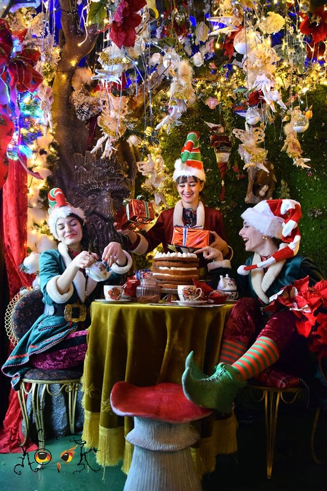 Athens Cafes and Bars that go ALL-OUT for Christmas 6