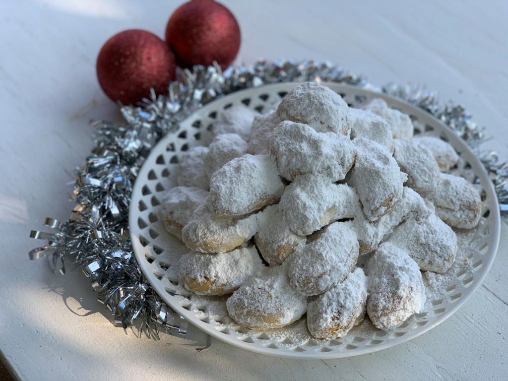 Traditional Kourabiedes Recipe in time for Christmas 4