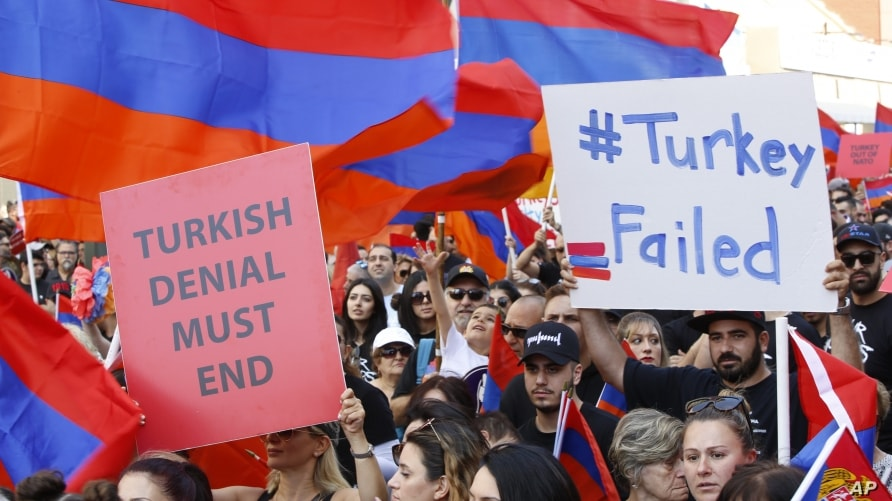 US Senate Passes Resolution to Formally Recognise Armenian Genocide 2