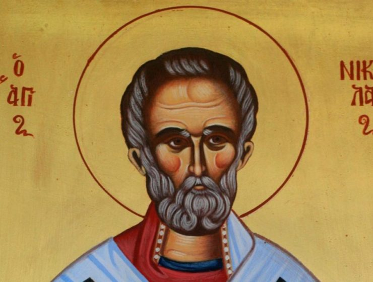 Feast Day of Agios Nikolaos the Wonderworker 6