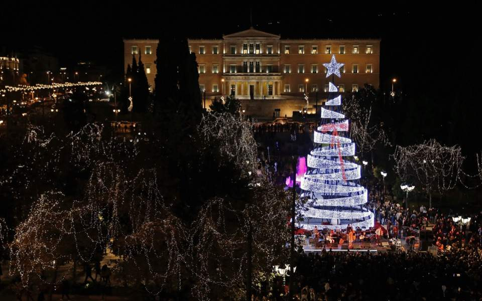 Why We Can't Wait for Christmas in Athens 4