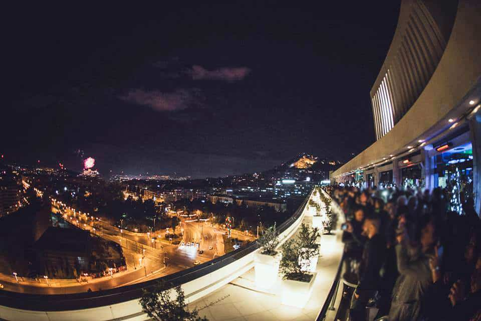 Greek nightlife celebrates 2020 – A New Year's Eve to remember 2
