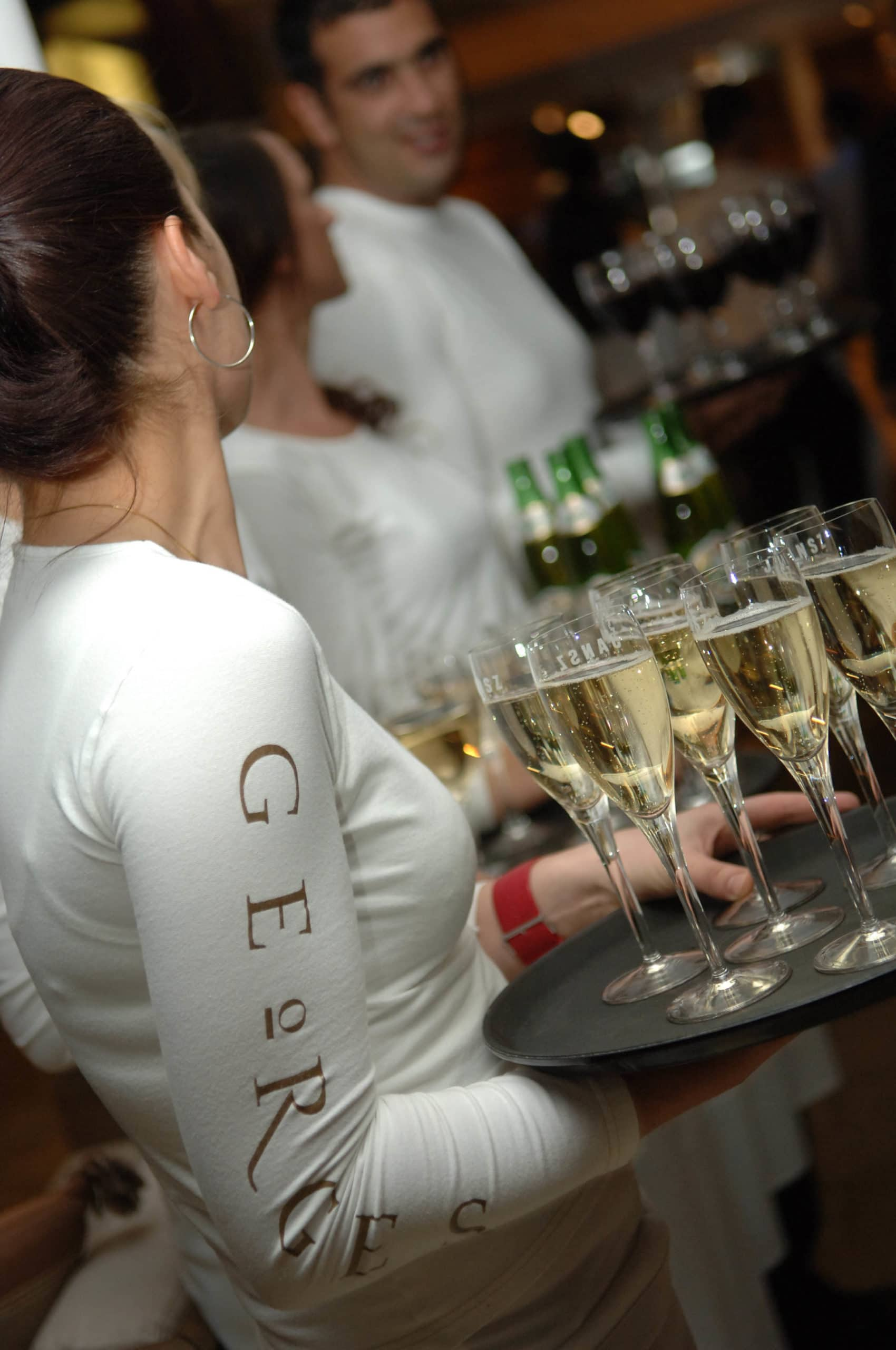NYE White Party 2019 | Georges Mediterranean Bar & Grill 18