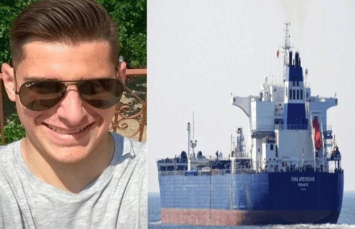 Pirates in Togo release Greek crew members kidnapped from November 1