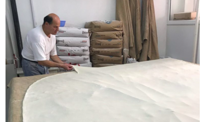 Cretan brothers preserving the art and cultural tradition of filo pastry 9