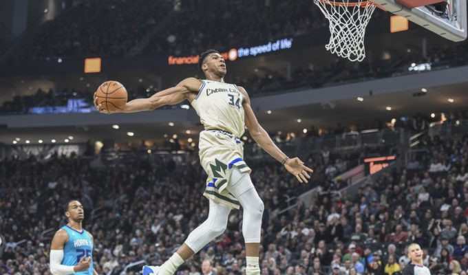 Greek Freak named Eastern Conference Player of the Month 3