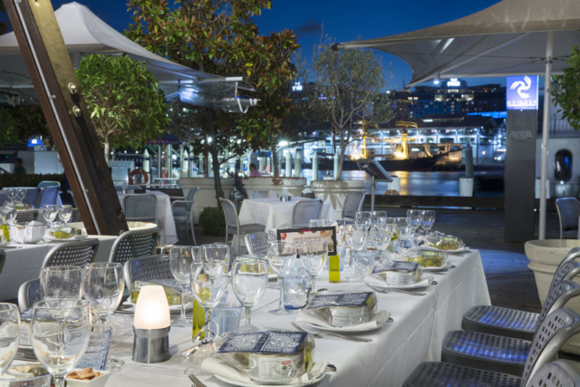 NYE White Party 2019 | Georges Mediterranean Bar & Grill 4