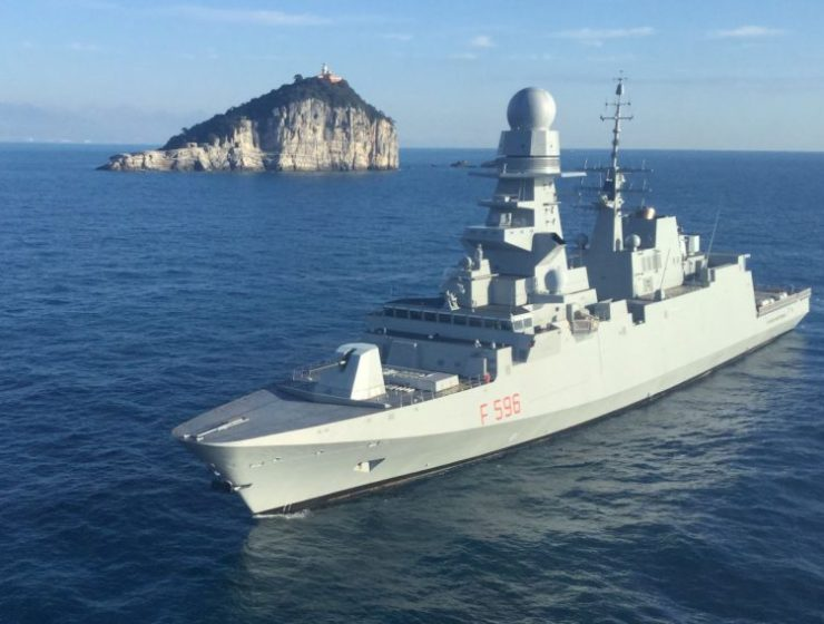 "Italy sends frigate to Cyprus saying ""we are ready to show Turkey our flag"" 3"