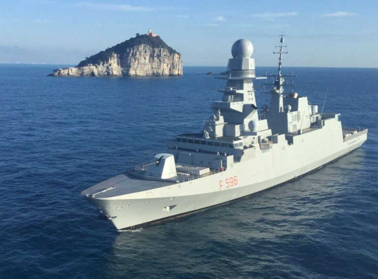"""Italy sends frigate to Cyprus saying """"we are ready to show Turkey our flag"""" 2"""