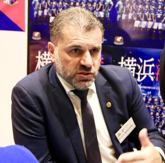 Ange Postecoglou has become the first Australian manager to win the J-League, after his Yokohama F Marinos put three past FC Tokyo today. 5