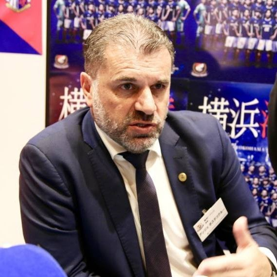 Ange Postecoglou has become the first Australian manager to win the J-League, after his Yokohama F Marinos put three past FC Tokyo today. 1