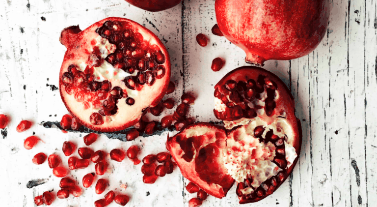 POMEGRANATE SMASHING