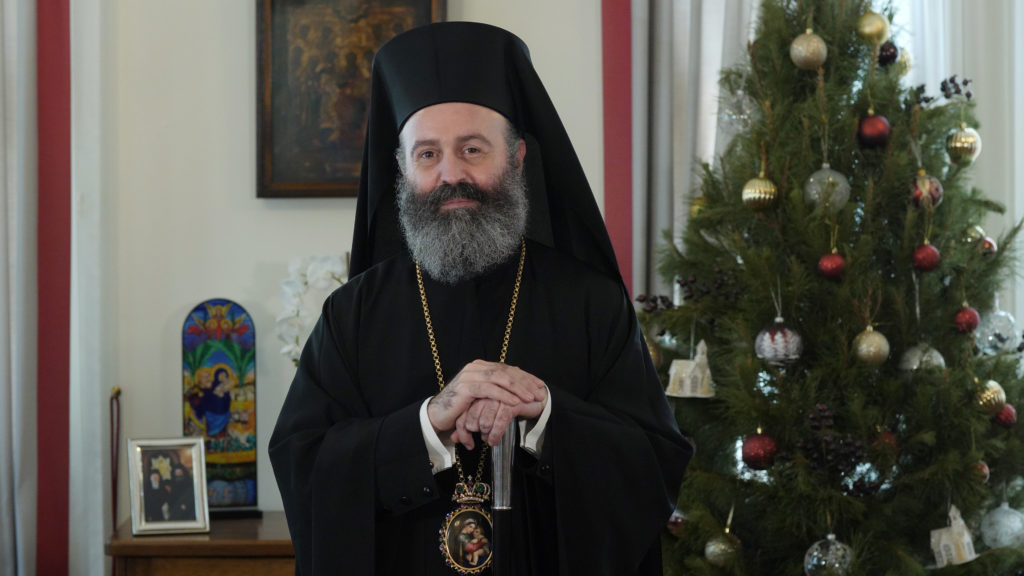 His Eminence Archbishop Makarios of Australia