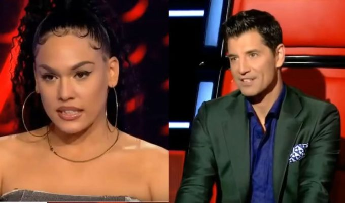 The Voice coach Sakis Rouvas offers to pay his team members' medical treatments 3