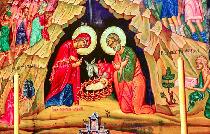 December 25, Nativity of Christ 5