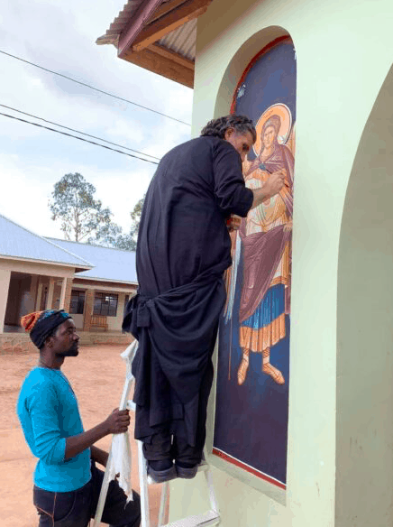 First Orthodox Church is built in Tanzania 5