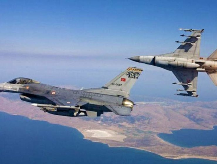 TURKISH FIGHTER JETS