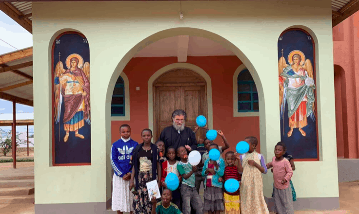 First Orthodox Church is built in Tanzania 21