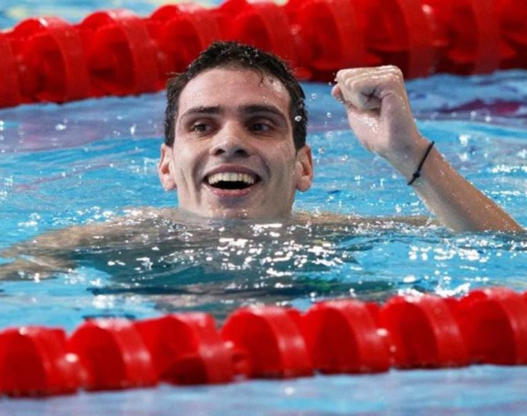 Greece's Andreas Vazaois Wins Second Gold Medal at European Swimming Championships 6