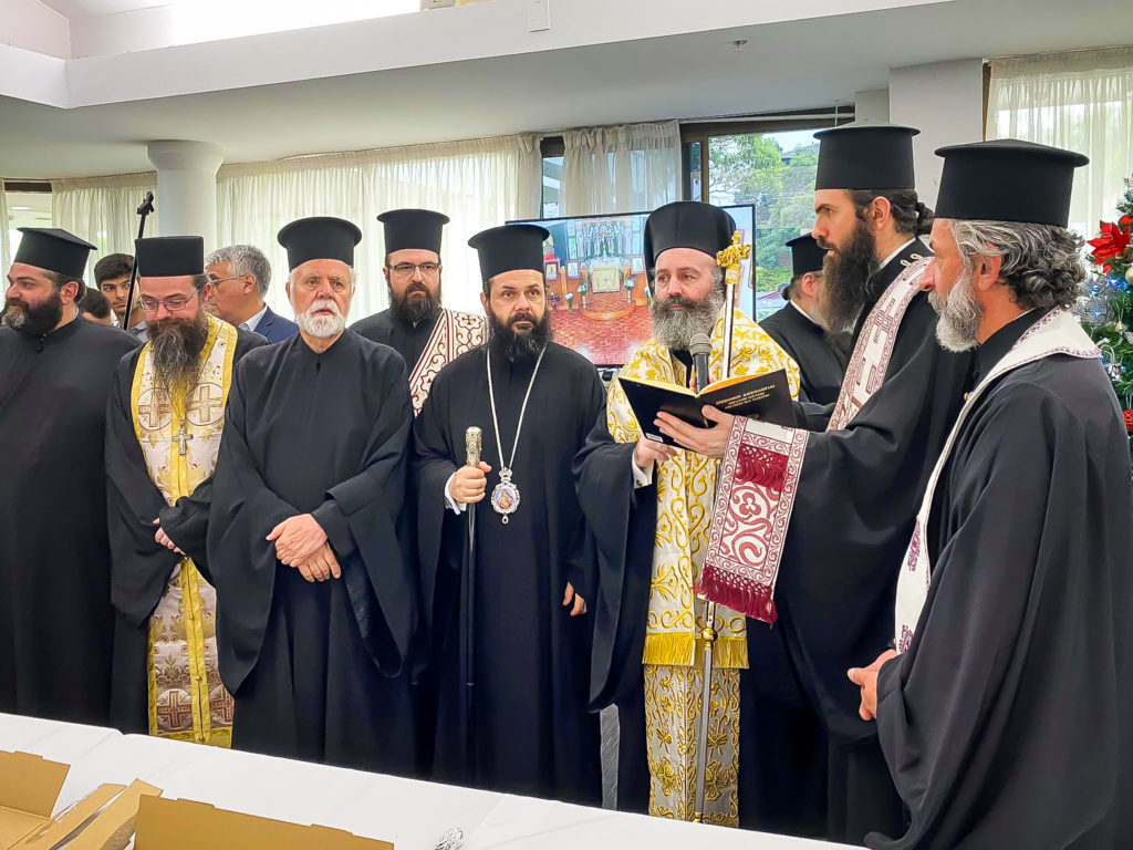 Archbishop Makarios: St Basil the Great is the greatest role model 5