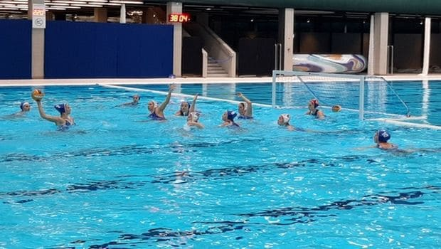 Greece water polo