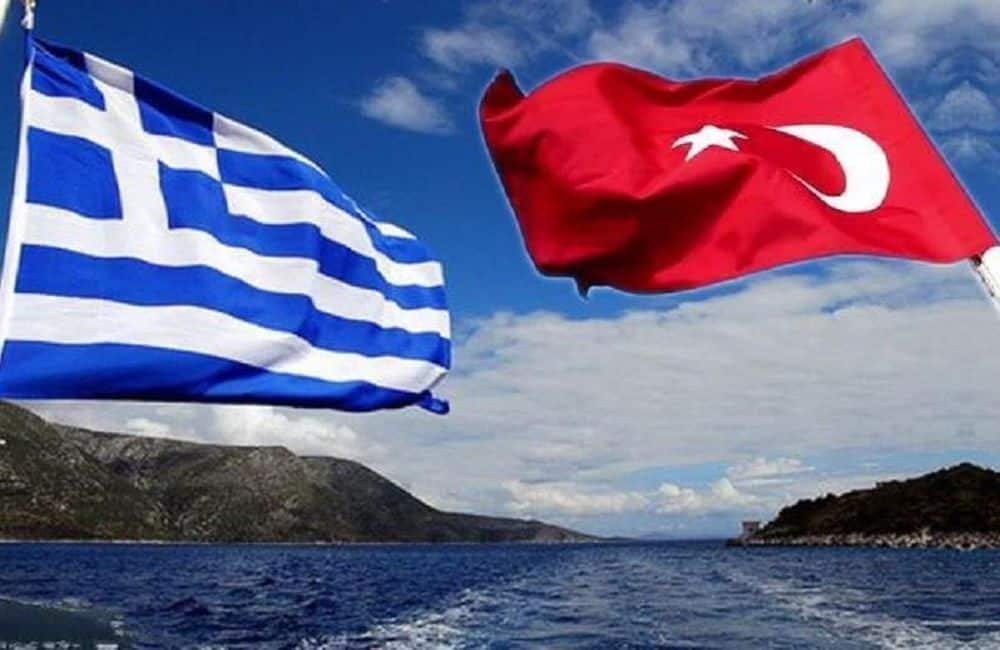 Turkey and Greece