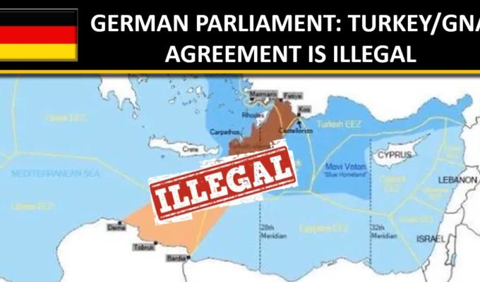 Germany slaps down Erdogan's agreement infringing on Greece and Cyprus sovereignty 3