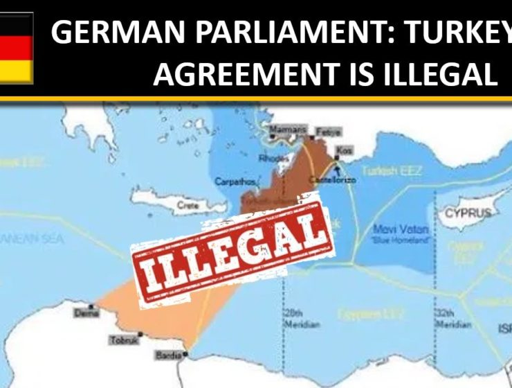 Germany slaps down Erdogan's agreement infringing on Greece and Cyprus sovereignty 1