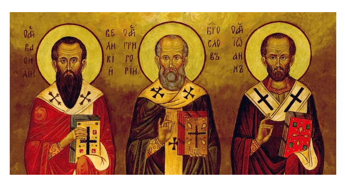 Synaxis of the Three Hierarchs