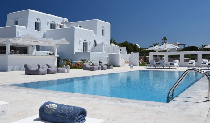 GREEK HOTELS