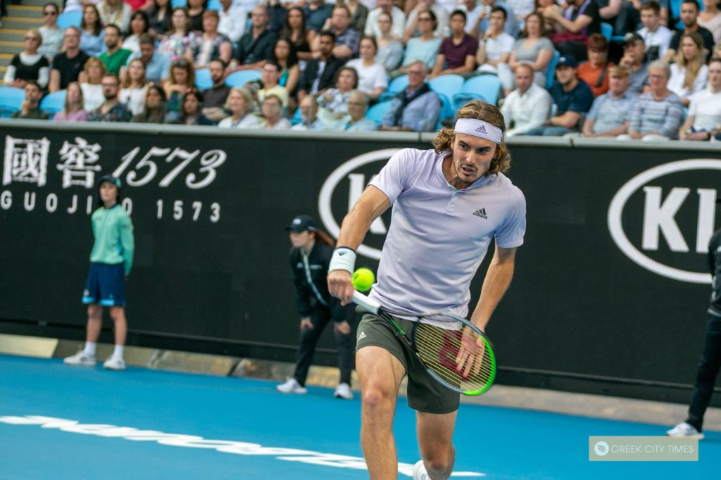 Greek Top seed Stefanos Tsitsipas' Australian Open journey comes to an end (PICS) 17